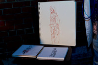 Dr. Sketchy - Sept 11, 2012