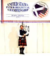 2015 US Inter-Regional Highland Dance Competition - Atlanta