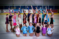 Carolinas Figure Skating Club Group Photos