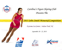 2013 John Smith Memorial Competition