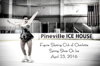 Figure Skating Club of Charlotte Spring Show On Ice 2016