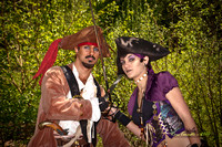 Pirates in the Park