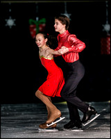 Christian Bennett and Sabrina Foti - Ice Dancing